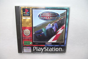 Jeu-Playstation-1-PS1-GP-CHALLENGE-Midas-game-PAL-Complet-manuel