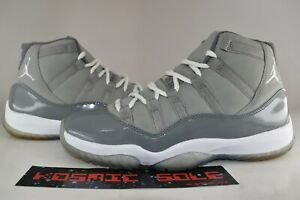 001 2010 Air 11 Jordan Estilo Tama Nike Grey cool 8 Retro 378037 o SwYzYnxZ