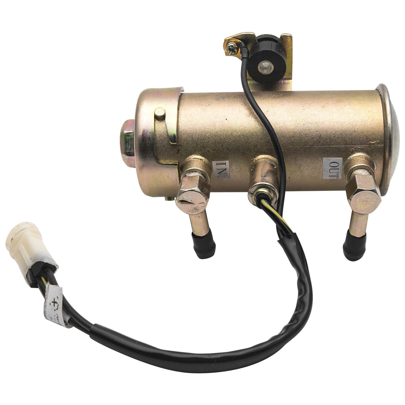 12v voiture universel hi q lectrique pompe carburant essence diesel gaz pompe ebay. Black Bedroom Furniture Sets. Home Design Ideas