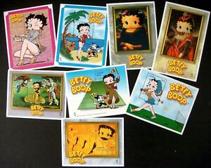 2000 MNH GUYANA BETTY BOOP STAMPS SOUVENIR SHEET BETTY IN A SEASHELL CARTOON