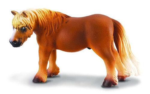 New in Package FREE SHIPPINGCollectA 88104 Dark Palomino Shetland Pony
