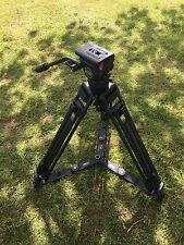 Secced Reach plus One 1 Tripod And Fluid Head Carbon Fibre