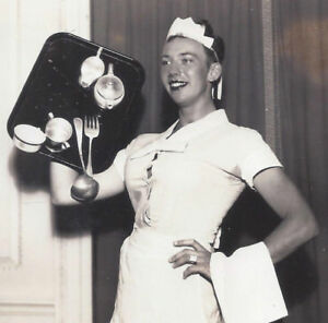1950s-PHOTO-MAN-IN-DRAG-DRESSED-AS-CLUMSY-WAITRESS-OR-WITH-TRICK-TRAY