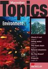 Topics Environment von Susan Holden (2009, Kunststoffeinband)