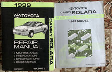 Toyota Celica Repair Manual Vol 1 2 Electrical Wiring Diagram 1991 Dealership Ebay