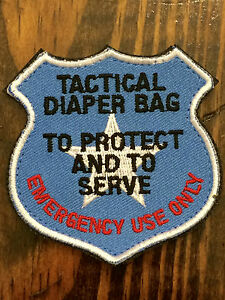 Protect-and-To-Serve-Tactical-Diaper-Bag-Patch