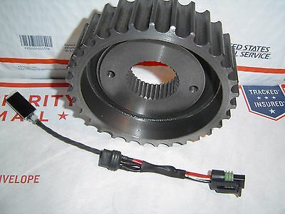 Sportster 31 Tooth Overdrive Pulley /'04-/'18 Front Transmission 55 Harley 31TS-2