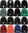 NFL Authentic Multiple Teams Knit Cuff Beanie Hat Cap - Pick your team