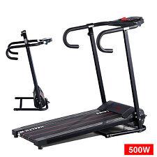 500W Portable Electric Motorized Treadmill Folding Running Gym Fitness Machine