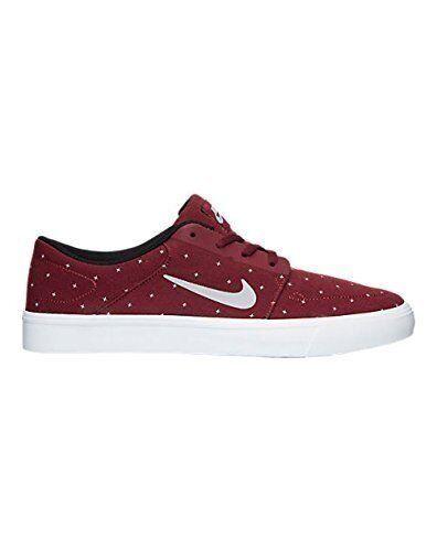 Mens Nike SB Portmore Canvas Shoes nk807399 610