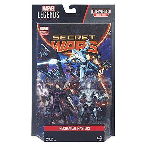 Marvel Legends Comic Series Figure 2 Pack Mechanical Masters