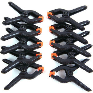 10× Photo Studio Light Photography Background Clips Backdrop Clamps Peg HUUS