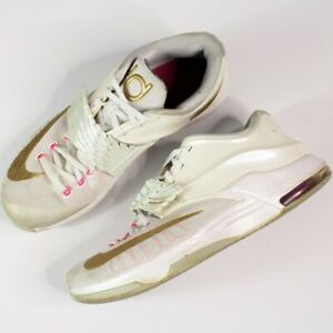 finest selection cbed1 28b3b Image is loading Authentic-Nike-KD-VII-7-PRM-706858-176-