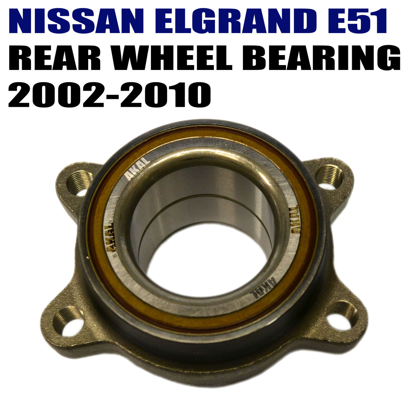 For Nissan Elgrand E51 25i 35i 02 10 Rear Axle Wheel Hub Flange Fuse Box Rescontentglobalinflowinflowcomponenttechnicalissues