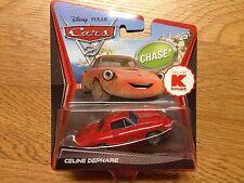 Disney Pixar Cars 2 Celine Dephare Chase Car KMART Exclusive Cool!