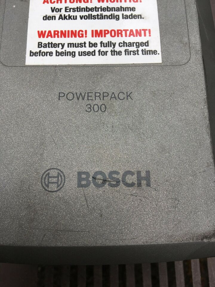 Elcykel-udstyr, Batteri