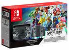 Nintendo Switch - Super Smash Bros. Ultimate Edition Konsole Set