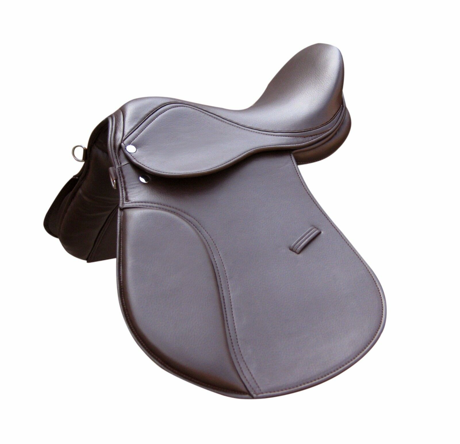 Synthetic Halflinger horse Saddle Brown color general pupose,All sizes