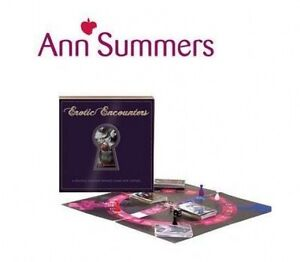 ANN-SUMMERS-Erotic-Encounters-Fantasy-Board-Game-for-Lovers-Adult-Novalty-Game