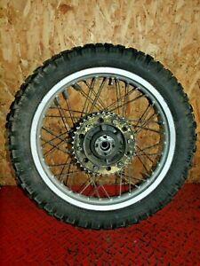 Hinterrad-2-15x18-Felge-rear-wheel-140mm-Bremse-Honda-XL-500-S-PD01-r-250