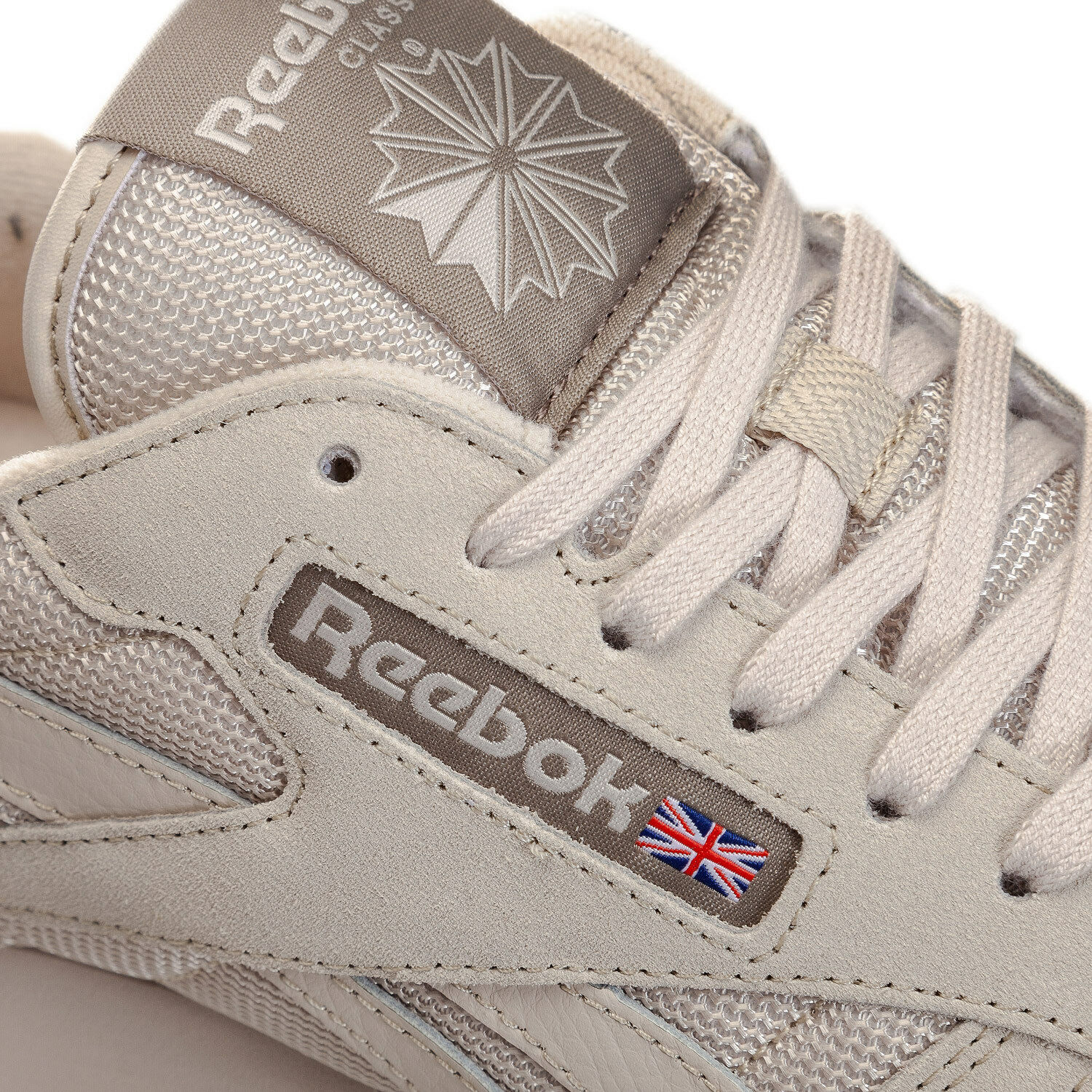 b3978358630 Mens Reebok Classic Leather Urban Descent Trainers in Stucco   Beach Stone  UK 13 BS8893BEI142 for sale online