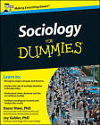 Sociology For Dummies by Nasar Meer, Jay Gabler (Paperback, 2011)