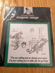 The-New-Yorker-Magnet-Range-New-In-Original-Packaging