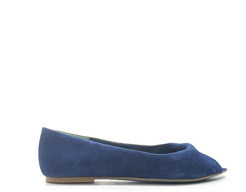 skor Lab av AG kvinna blå Natural läder 19075 19075 19075 -436E -BO  butikshantering