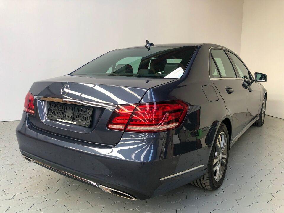 Mercedes E350 3,5 aut. 4-M Benzin 4x4 4x4 aut. Automatgear