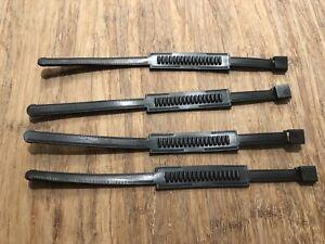 CXR-Marx-Boone-Scout-Johnny-West-Best-Of-West-Set-Of-4-Cartridge-Belts