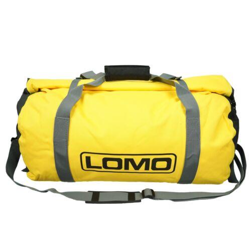Lomo 60L Dry Bag Holdall, Duffel, Drybag - Yellow