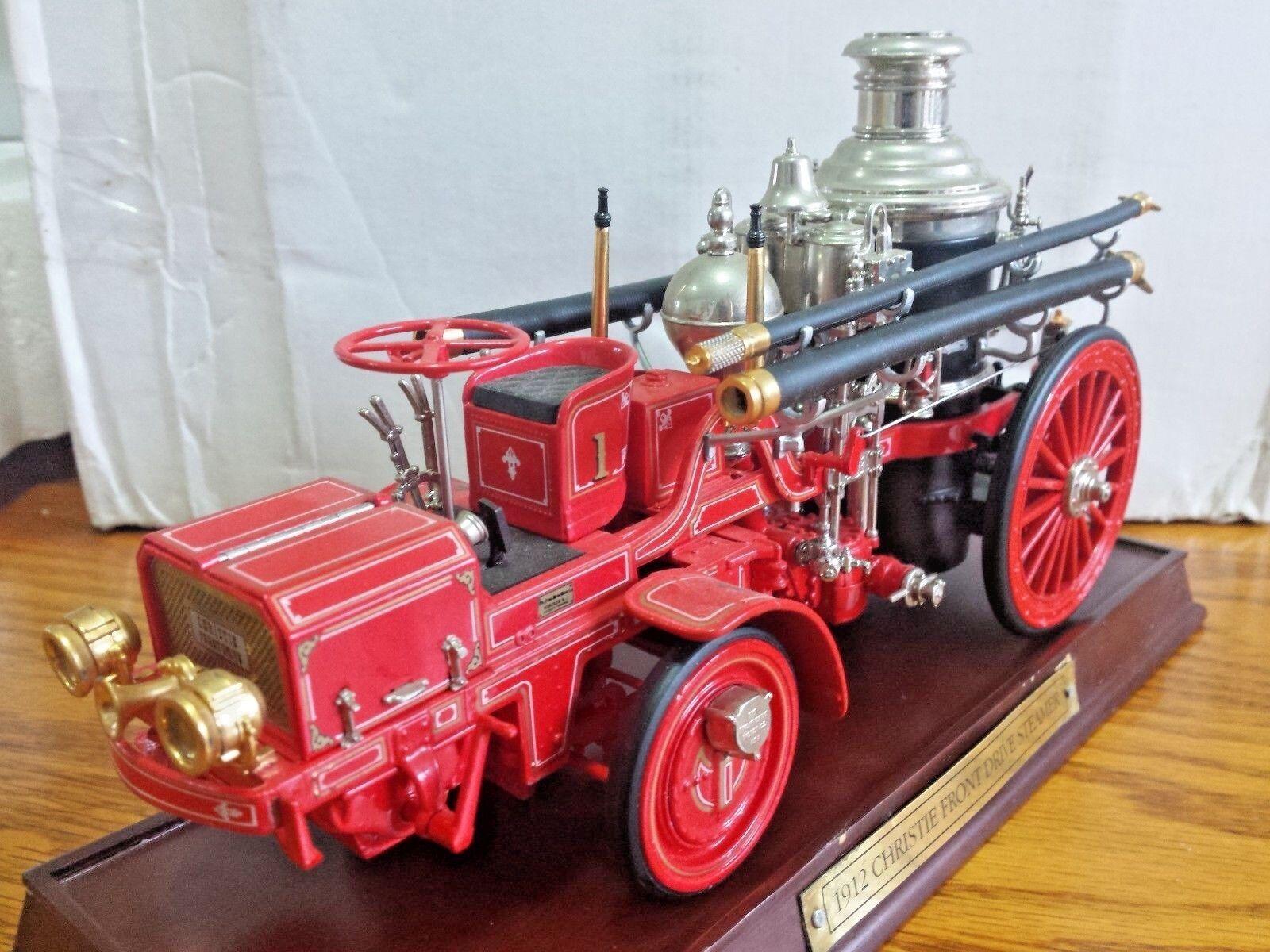 Franklin Mint 1912 Christie Christie Christie Front Drive Pumper 1 32 Scale Die Cast B11SR07 A21 4066f1