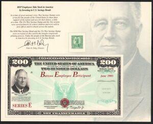 1993-BEP-200-Savings-Bond-SC137-souvenir-card-SCCS-B-175