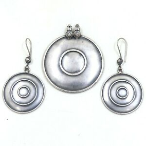 Look Antique 925 Solid Sterling Silver