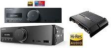 Sony RSX-GS9 Autorradio High End Eisa con Bluetooh HI-RES Audio MP3 +