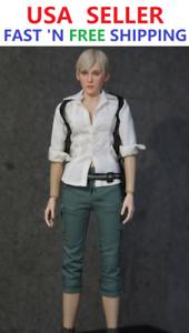envío rápido en todo el mundo SwJuguetes FS017 1 6 Escala Figura Figura Figura Set Completo Hembra Birkin Sherry Resident Evil 6  promociones de equipo