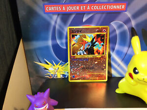 kaartspellen Verzamelingen Carte Card  POKEMON  Série WIZARDS   NEO DESTINY Version Française