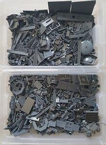 LEGO Bausteine & Bauzubehör Lego 1 KG ROTE STEINE PLATTEN SONDERTEILE Kiloware Sammlung Konvolut