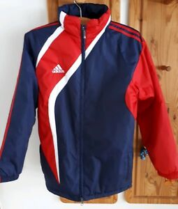 new lifestyle sleek wide range Details zu Winterjacke adidas, Gr. 164