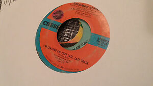 Solomon-Burke-45-I-039-m-Leaving-on-That-Late-Late-Train-Baby-Blues-Chess-Northern