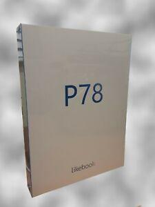 """Buyoue LikeBook P78 Android 7.8"""" E-ink E-reader Paquete Con Estuche"""