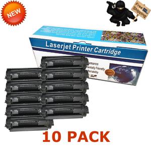 10pk Crg 137 9435b001 Toner For Canon 137 Imageclass Mf227dw Mf229dw Mf212w 216n Ebay