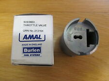 928/0603 GENUINE AMAL 900 SERIES MK1 CARB SLIDE BSA NORTON TRIUMPH No. 3 CUTAWAY
