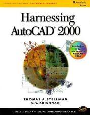Harnessing AutoCAD 2000