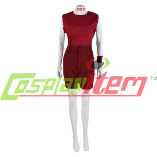 Hot Steven Universe Cosplay Ruby Cosplay Costume MM.2093