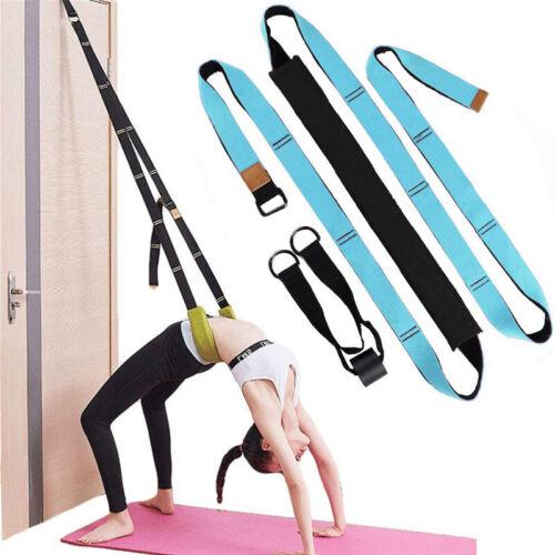 Ballet Stretch Band Leg Door Flexibility Stretching Strap Fitness Foot Stretcher