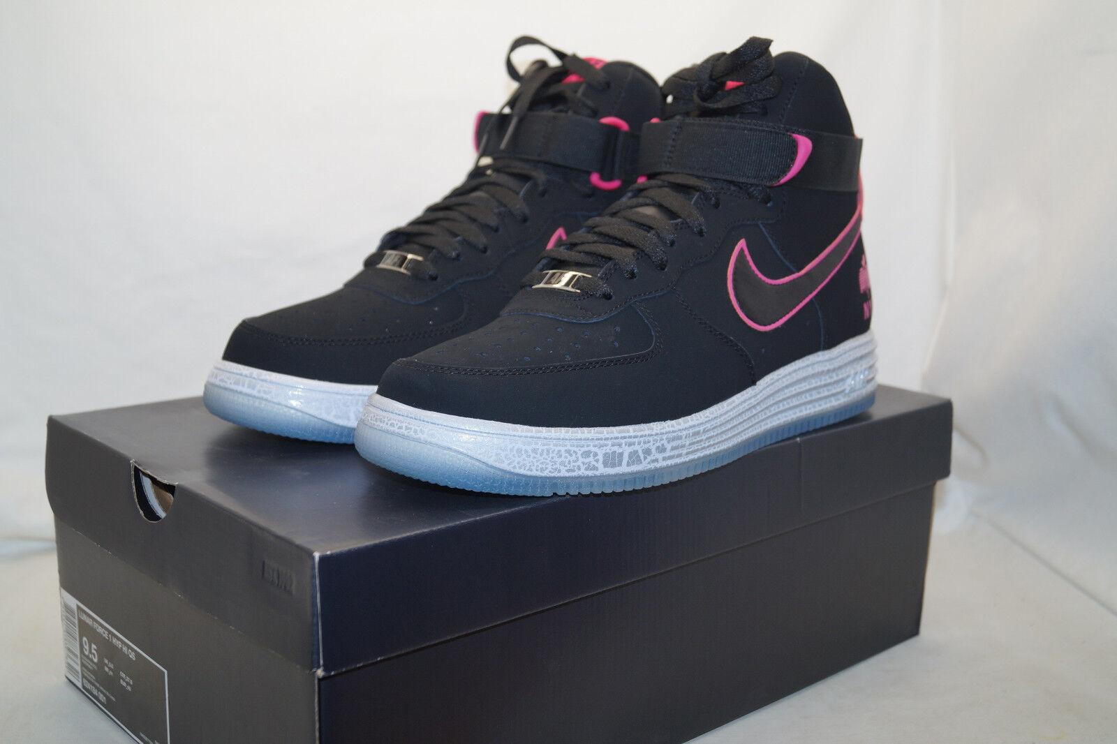 Nike LUNAR FORCE 1 2013 HYP HI QS release 2013 1 EU 43 UK.8,5 schwarz  624184 001 7a2fea