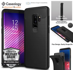 new product 5f845 c25d8 Details about Galaxy S9/Plus Case Shock Proof Caseology VAULT Protective  Slim Cover Samsung