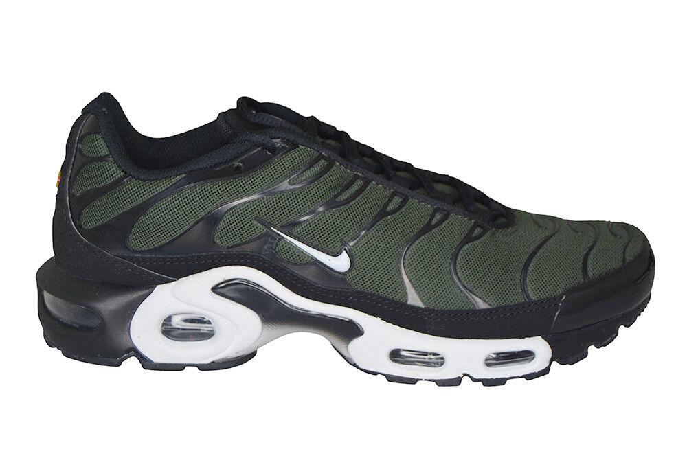 Uomo Nike Tuned 1 Air Max più TN - 852630031 - nero Sequoia