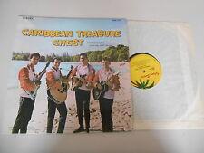 LP POP merrymen-Caribbean Treasure Chest (11) canzone Islanda Series Holborne